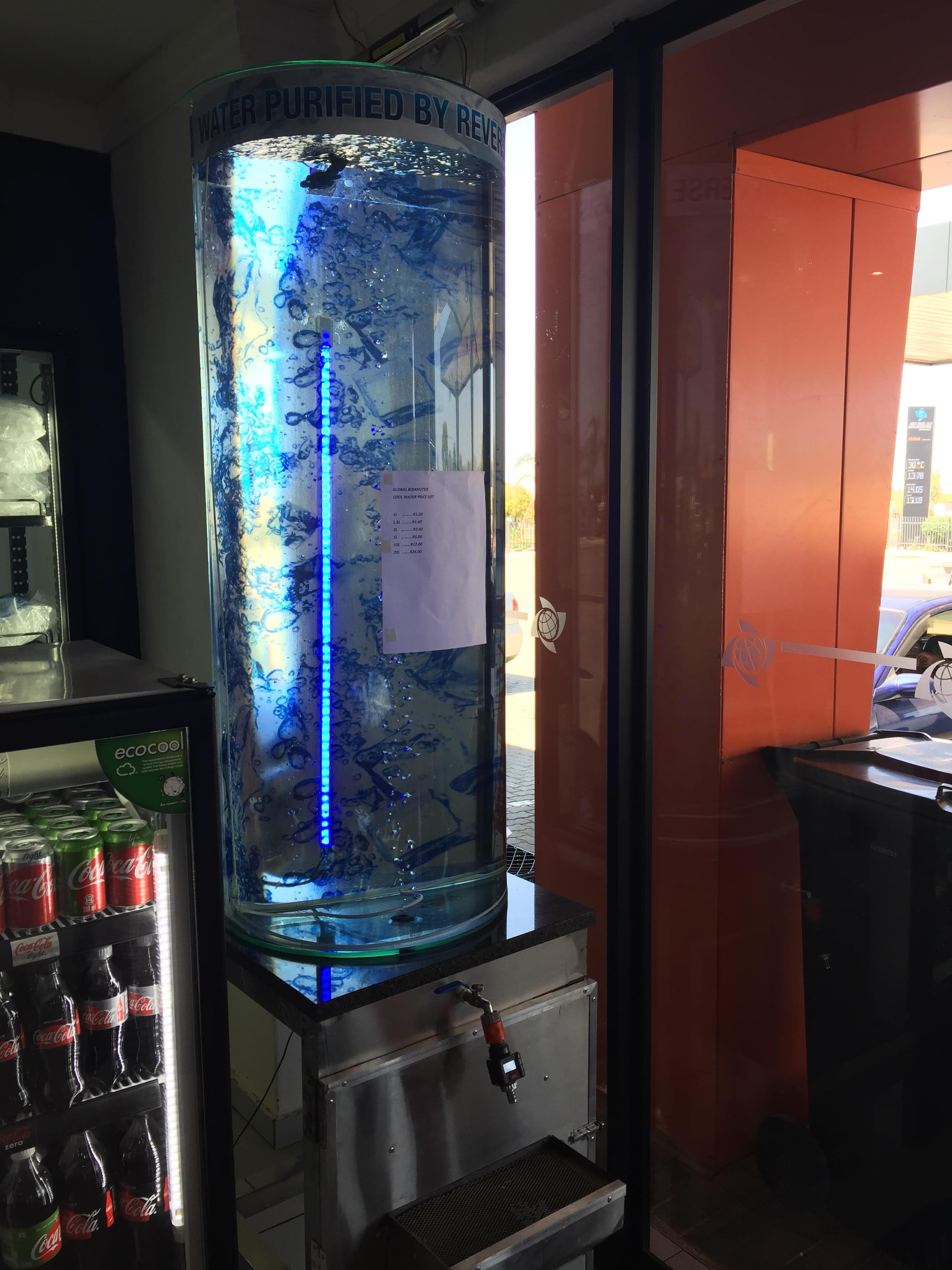 Water Bar Puri Centric Enterprises Pty Ltd